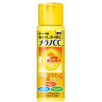 メラノCC 薬用しみ対策美白化粧水