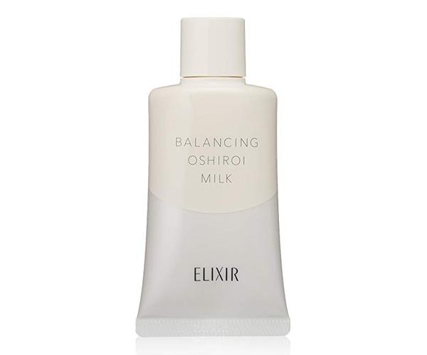 エリクシールバランシングおしろいミルク