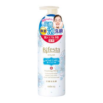 ビフェスタ 泡洗顔コントロールケア