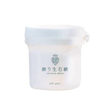 HITOHATAのイチゴポリフェノール配合ichi-pori練り生石鹸が話題!白 ...