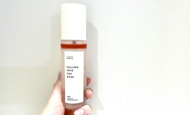 シオリスのミスト化粧水の写真