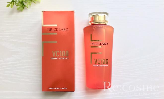 ドクターシーラボの化粧水VC100の写真
