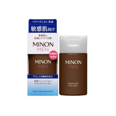 ミノン メン 薬用フェイスミルク