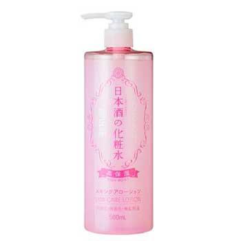 菊正宗 日本酒の化粧水高保湿