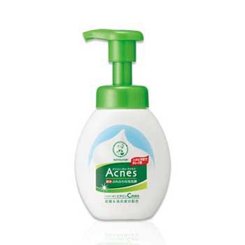 メンソレータムアクネス 薬用ふわふわな泡洗顔